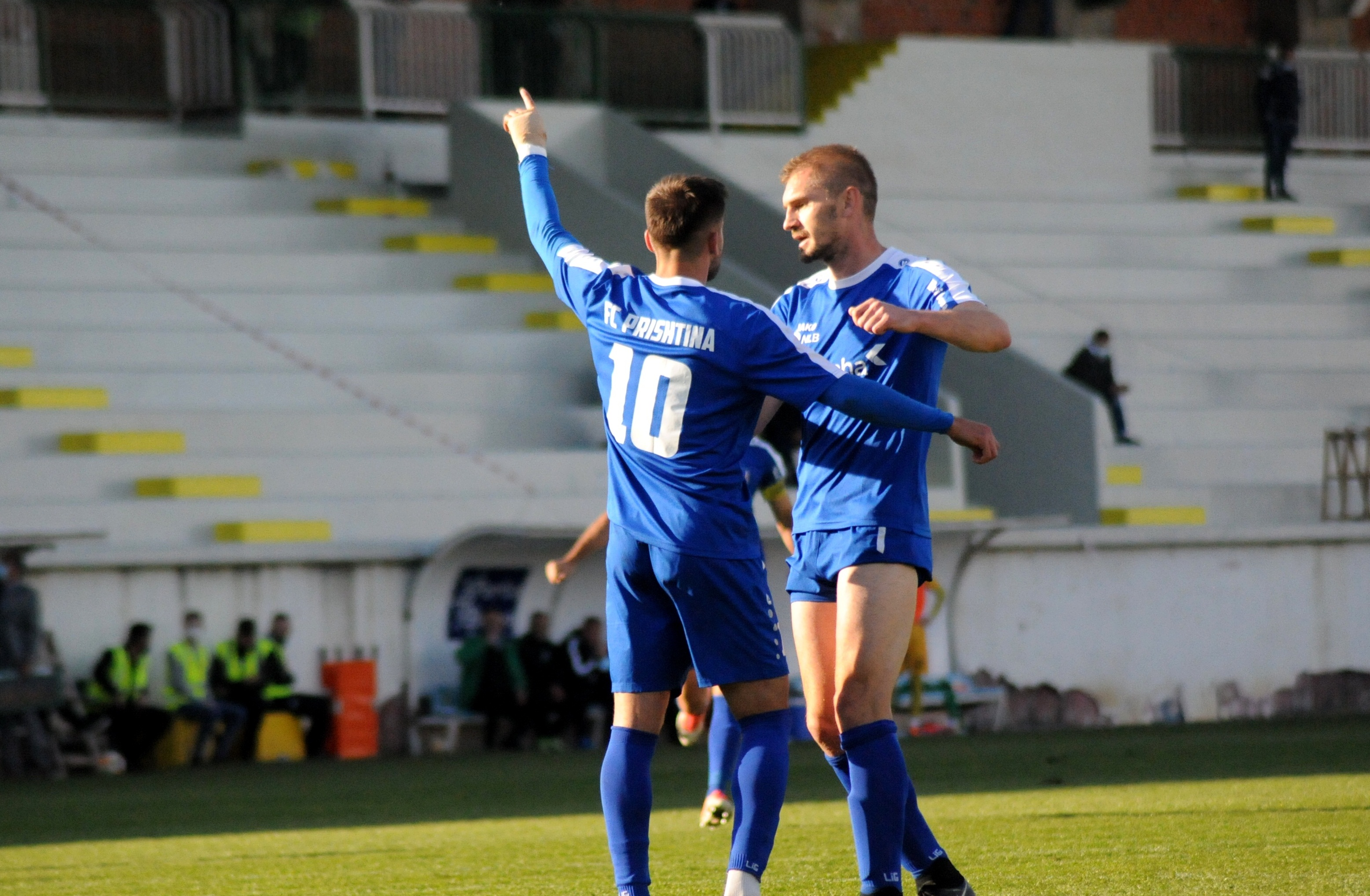 Golat: Feronikeli - Prishtina 1-2 (video)